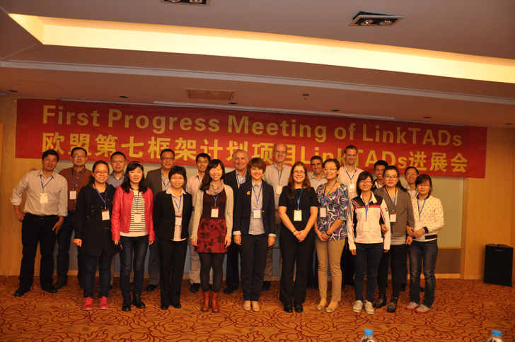 linktads progress meeting